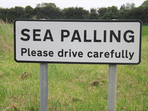 Welcome to Sea Palling